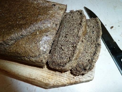 хляб без въглехидрати