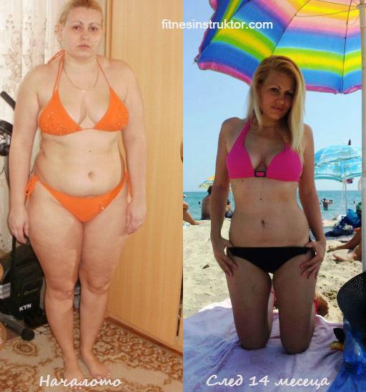 отслабване диета оптимално тегло
