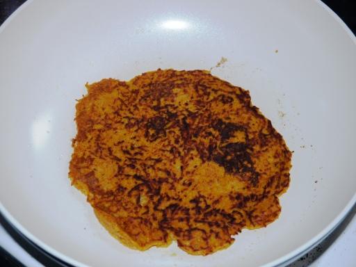 тиквена палачинка