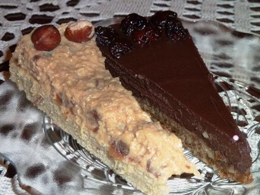 веган торта Гараш