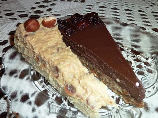 постна торта Гараш