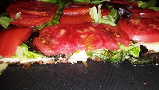 Блат за пица без брашно