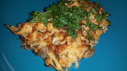 пица с карфиол