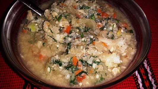 карфиолена супа