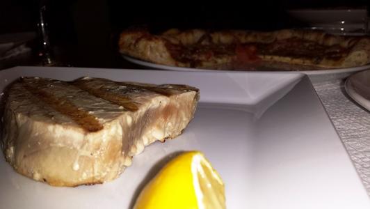 стек от риба тон