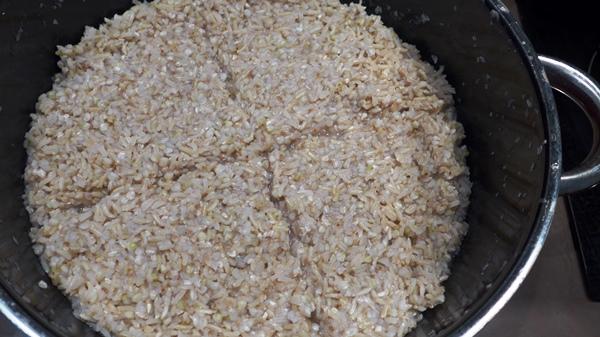 сварен ориз