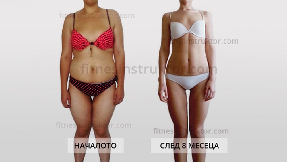 отслабване над 50 кг