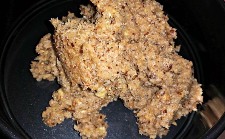 кокосова каша за торта
