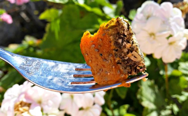 торта с тиква без брашно и захар
