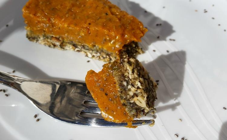 торта без глутен и захар
