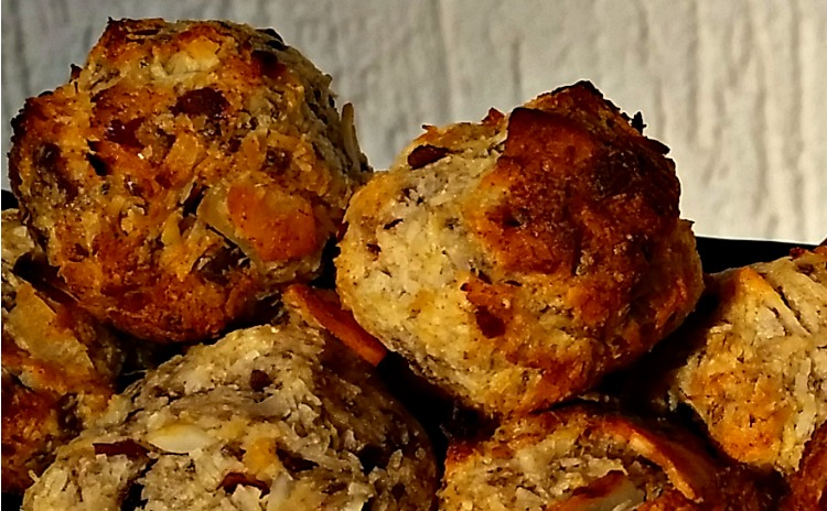 Кокоски – веган, по желание сурови, без глутен, брашно, бяла захар