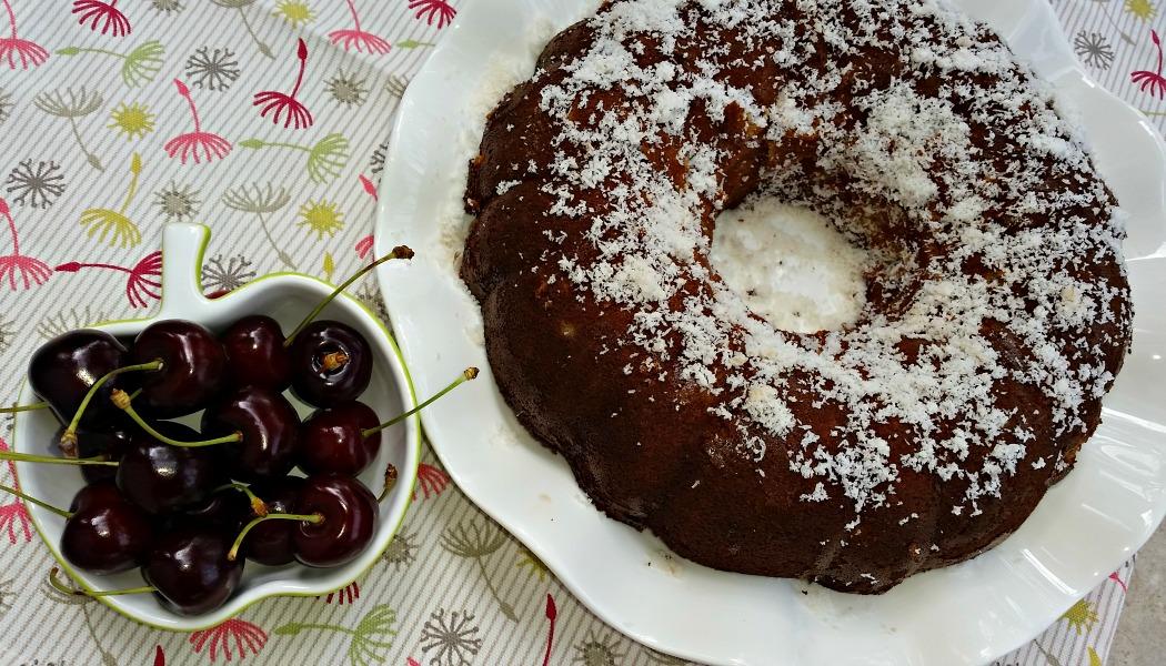кекс без брашно, захар и глутен