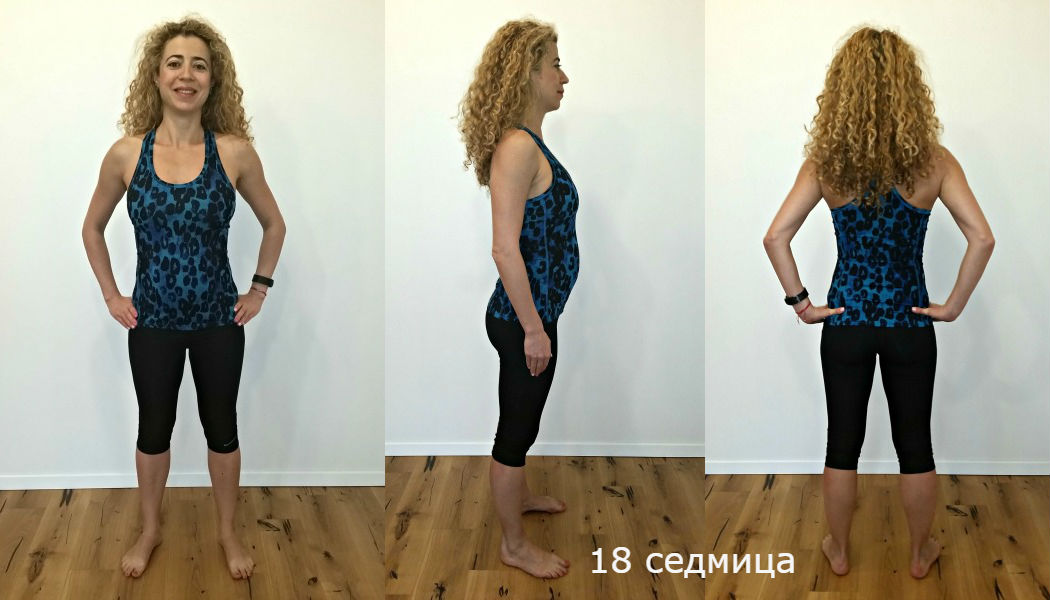 Бременност – 18 седмица