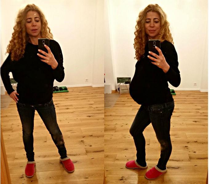 Бременност – 33 седмица