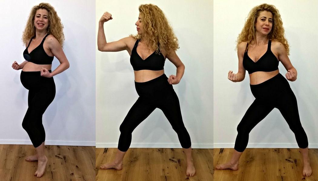 Тренировки и бременност