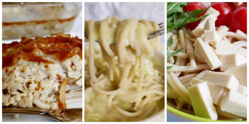 3 рецепти с най-вкусните безглутенови спагети