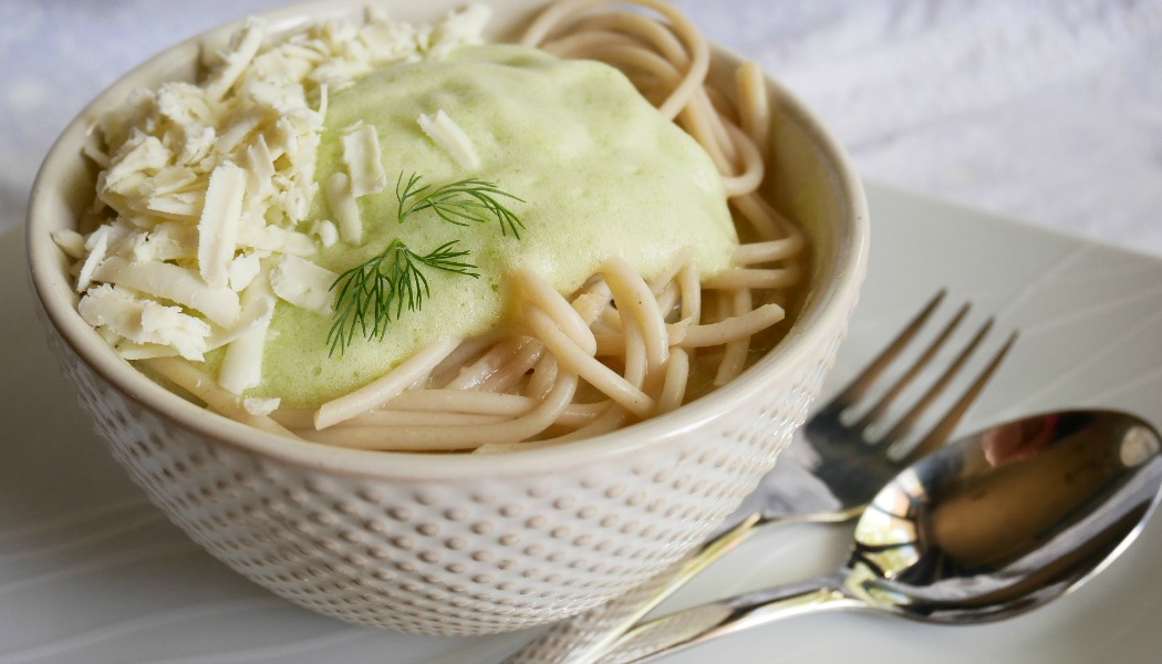 спагети с протеин