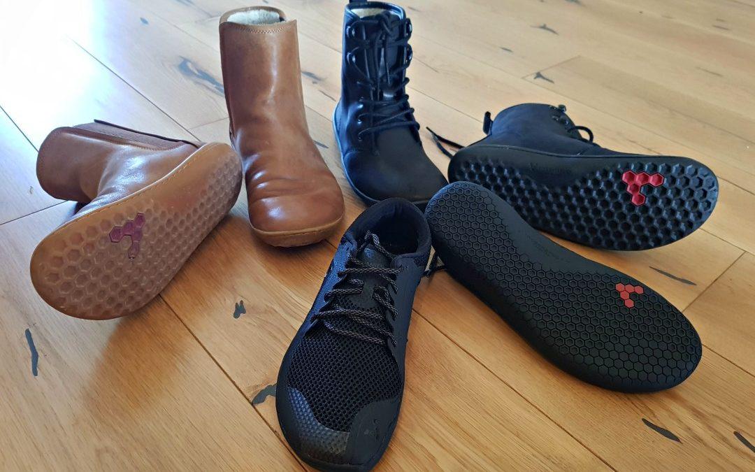 Обувки за здрави стъпала, за трениране и ходене