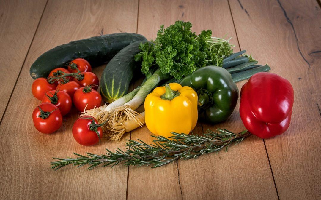 Списък със сезонни зеленчуци