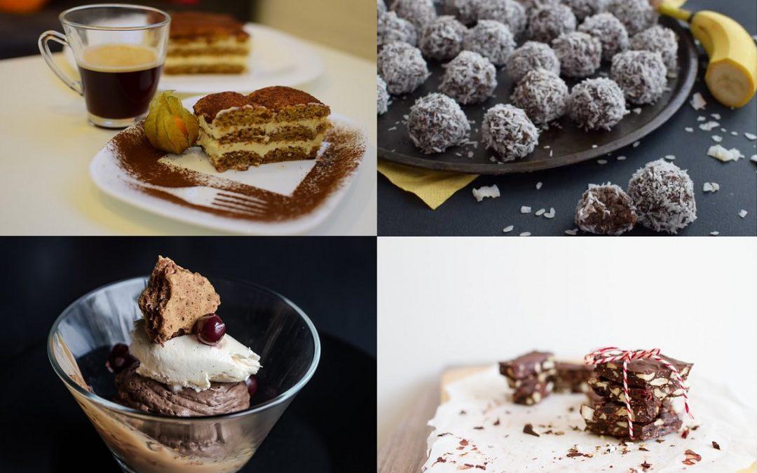 Бонус сладки рецепти лятно меню