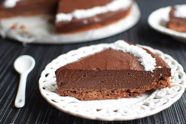 "Шоколадова торта ""Рожден ден"""
