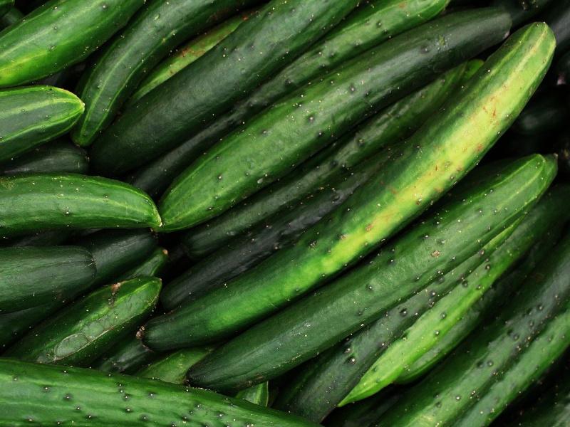 Краставици – за спортуващи, особено лятото