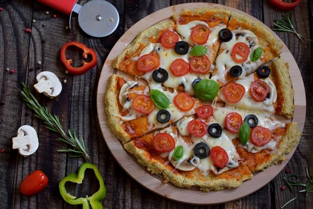 Пица с картофен блат